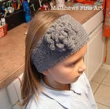 Ear Warmer Headband Knitting Pattern Amazing Design