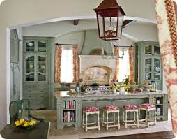 french country decor home. French Country Kitchen Blue Decor Home