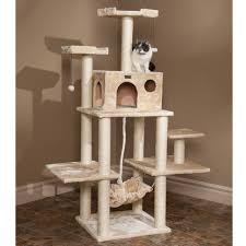 cat tree building instructions