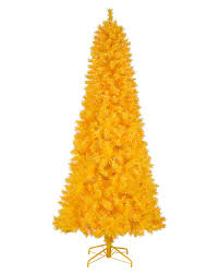 Yellow Christmas Tree - Basics Collection. rollover to zoom in