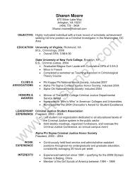 Sample Criminal Justice Resumes Criminal Justice Resume Template Templates Free Invoice Excel Office
