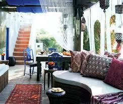 outdoor moroccan furniture. Furniture:Moroccan Patio Decor Moroccan I Cut Arches Into The String Curtains And Painted Outdoor Furniture N