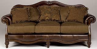 Living Room Antique Furniture Claremore Antique Living Room Set From Ashley 84303 Coleman