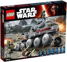 Đồ chơi lắp ráp LEGO Star Wars 75151 - Xe Tăng Địa Hình Khổng Lồ (LEGO Star  Wars Clone Turbo Tank 75151) giá rẻ tại cửa hàng LegoHouse.vn LEGO Việt Nam