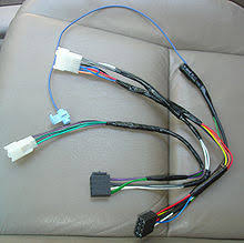cable harness harness of car audio cables