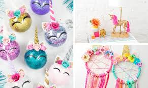 23 easy diy unicorn crafts that are magical