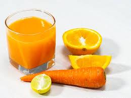 carrot orange juice recipe weight