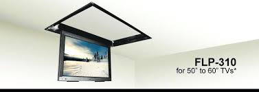 pull down tv mount. Pull Down Tv Mount Over Fireplace Fold Large Television Bracket Help For A Sliding Fol
