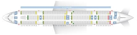 Seat Map Airbus A380 800 Emirates Best Seats In The Plane