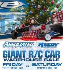 Car For Sale Flyer New Giant RC Car Warehouse Sale Team Associated