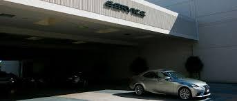 lexus service department