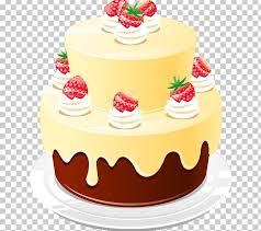 Birthday Cake Greeting Note Cards Wish Png Clipart Baked Goods