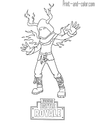 Fortnite Coloring Pages Onesie