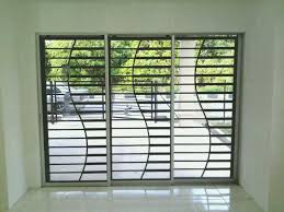 Steel Window Grill Simple Design Fancy Grille Design Malaysia Modern House With Stainless