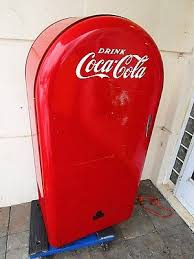 Vintage Coca Cola Vending Machines For Sale Enchanting ANTIQUE COKE MACHINES Collection On EBay