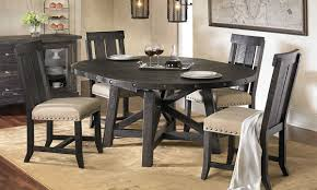 dining room yosemite solid pine round dining set haynes furniture room for chairs with upholstereds near