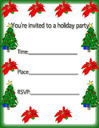 free printable christmas invitations templates christmas invitation card template fun for christmas