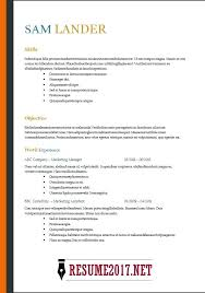 Hybrid Resume Template Stunning Hybrid Resume Template Feat Blank Combination Resume In Word For