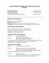 Sample Resume Of Infosys Employee Resume Templates Simple Format Doc File Free Download For Teachers 2