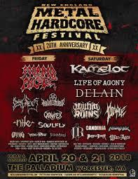 New england hardcore fest
