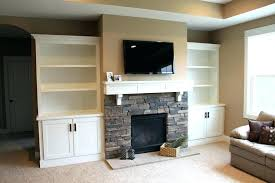 fireplace with shelves fireplace with bookshelves on each side fireplace surround bookshelves fireplace cabinets each side