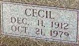 Cecil Richter (1912-1979) - Find A Grave Memorial