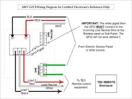 gfi breaker wire diagram simple wiring diagram page rh 20 20 reds baseball academy de hot tub wiring diagram 240 hot tub wiring requirements
