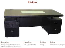 large white office desk. Elite Modern Office Desk · VIEW LARGER Large White