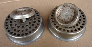 sink strainer basket kitchen drain hole covers vintage kitchen