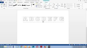 How To Download Fonts And Make Dashed Dotted Letters And