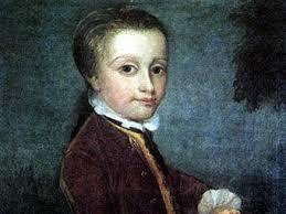 Портреты и фотографии Вольфганг Амадей Моцарт Моцарт в детстве Моцарт ребенок