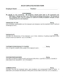new hire review form employee performance review form template fresh formula samples job