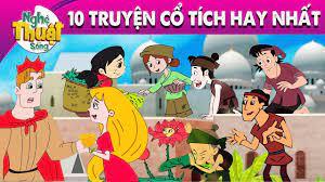 Các Chuyện Cổ Tích Hay Và Ý Nghĩa Nên Đọc Cho Bé Mầm Non, Truyện Cổ Tích  Việt Nam Hay Nhất