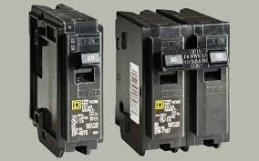 Types Of Circuit Breakers The Home Depot
