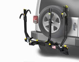 Freedom SuperClamp Spare Tire Car Rack | Saris
