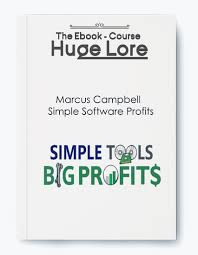 Simple Products Profit Marcus Campbell Simple Software Profits