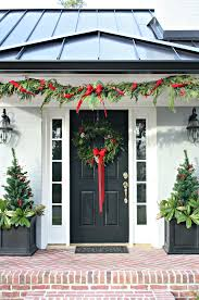 Christmas Window Box Decorations to Decorate Christmas Window Boxes and Outdoor Garland 23