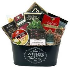 gift baskets toronto with free delivery make your clients smile with one of these tasty creations