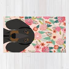 dachshund fls cute pet gifts black and tan dachshund gifts for dog lover with weener dog