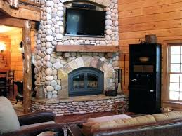 mounting tv above stone fireplace mount over stone fireplace ideas