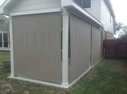 custom outdoor roller sun shades x window shade blind roll up exterior cordless patio bamboo sunscreen