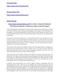 short essay natural disaster