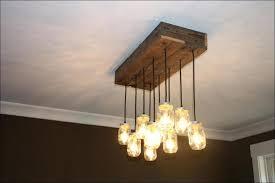 kitchen modern rustic chandeliers hanging lights iron regarding rectangular chandelier ideas 15