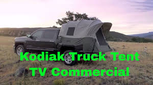 TV Commercial - Kodiak Canvas Truck Tent 7206 and 7218 - YouTube