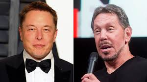 Elon Musk flies to Hawaii to meet with Oracle's Larry Ellison | Fox Business