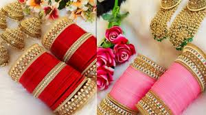 Bridal Chura Design 2018 Punjabi Bridal Chura Designs Latest Chura Designs 2019 By
