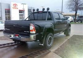 2016 Tacoma Roof Light Bar Details About N Fab T054br Roof Mounted Light Bar Fits 05 15 Tacoma