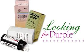 Low Carb Luxury Looking For Purple Ketostix