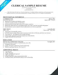 Sample Cover Letter For Office Clerk – Administrativelawjudge.info