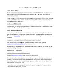 Responses To Advqc Inquiries Block Paragraphs How To Register